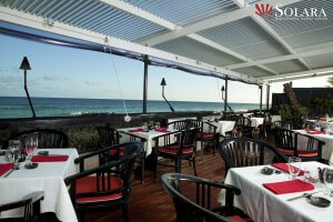 Solara Patio Cover System in the Caribbean