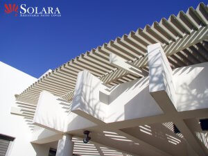 Solara can build a patio cover in any existing substructure to fit the customers life style.